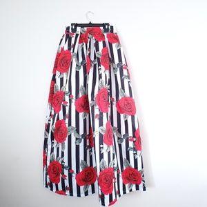 Dresses & Skirts - Elastic Waist Skirt